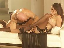 ass big-tits blowjob brunette big-cock cougar dolly hardcore high-heels
