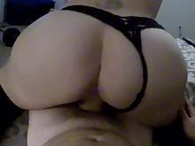 amateur ass babe blonde big-cock couple cum cumshot doggy-style