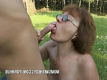 ass blowjob cumshot deepthroat facials fuck glasses hot mammy