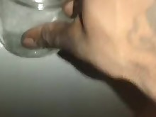 amateur cum cumshot ebony fetish hot mature wet