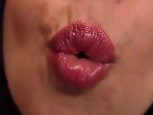 cougar kiss mammy milf pov