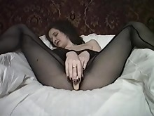 amateur fetish first-time hairy little mammy milf nude solo