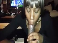 blowjob ebony juicy mature milf public pussy smoking
