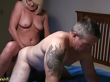 amateur anal ass blonde couple fuck hardcore mammy milf