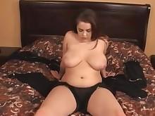 ass babe big-tits boobs brunette cumshot bbw fatty mammy
