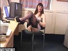 amateur hot hotel mature stocking webcam
