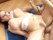 brunette cumshot fatty fetish fuck hardcore mammy mature milf