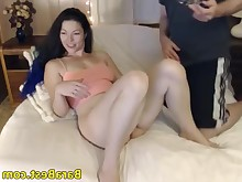 amateur brunette couple curvy fetish masturbation milf really vibrator