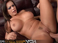 ass big-tits boobs brunette bus busty big-cock cum cumshot